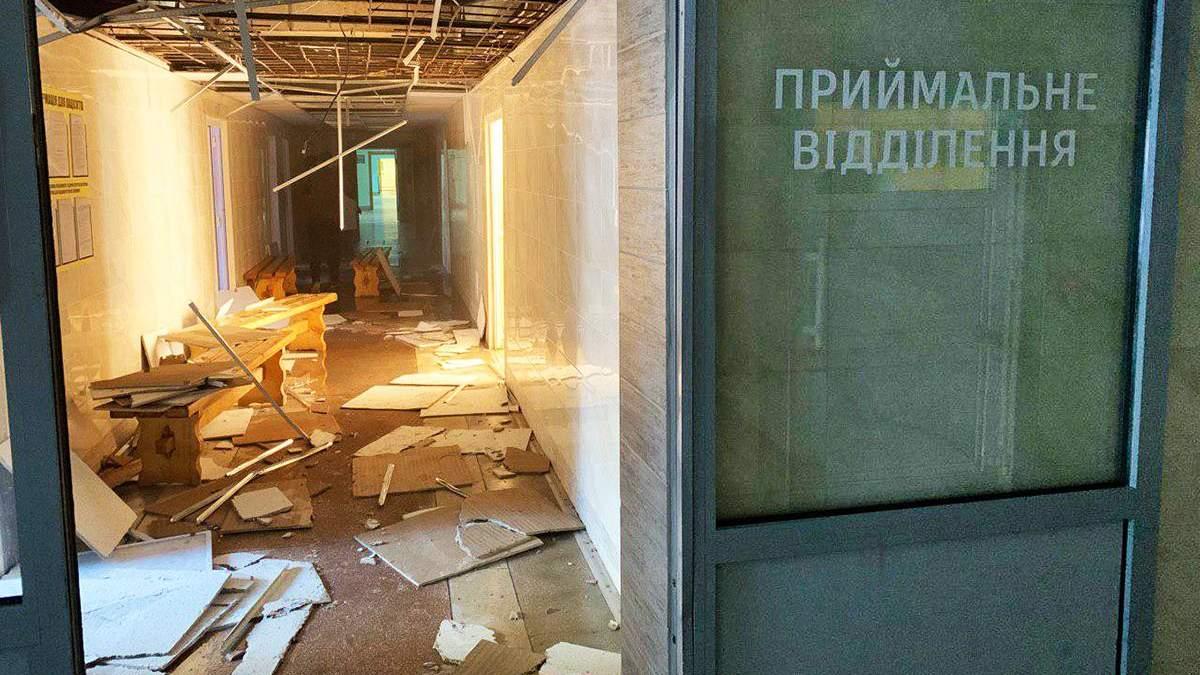 В Україні відремонтують приймальні відділення опорних лікарень