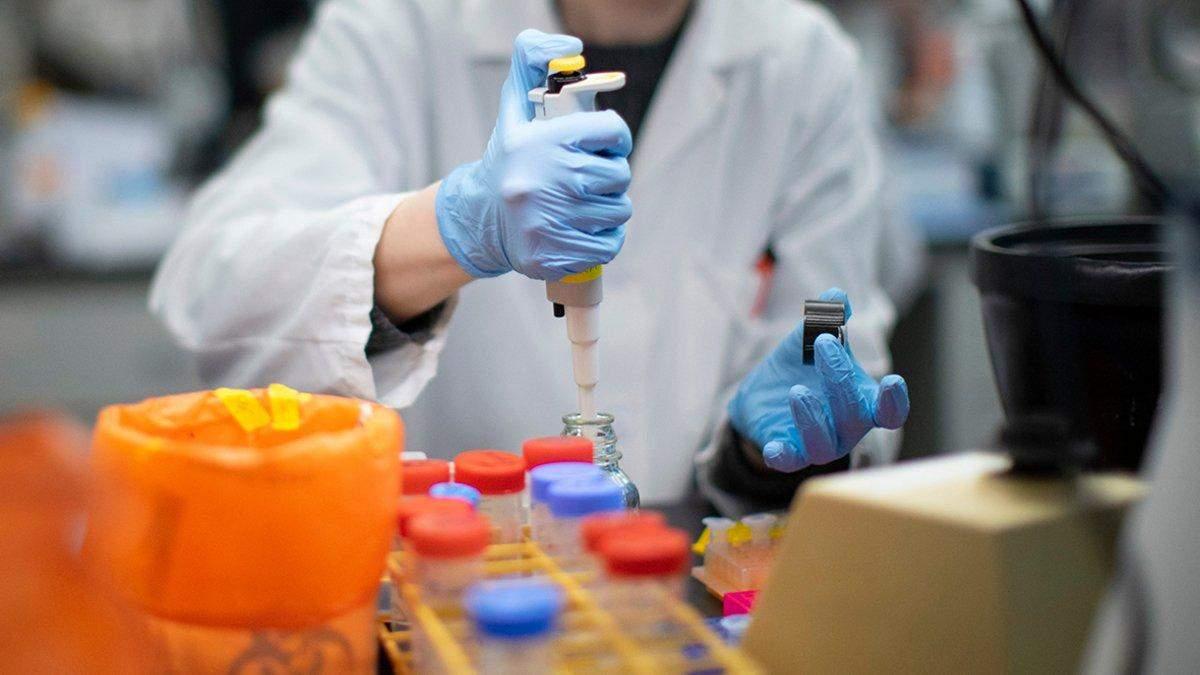 В Україні почнуть розробляти вакцини