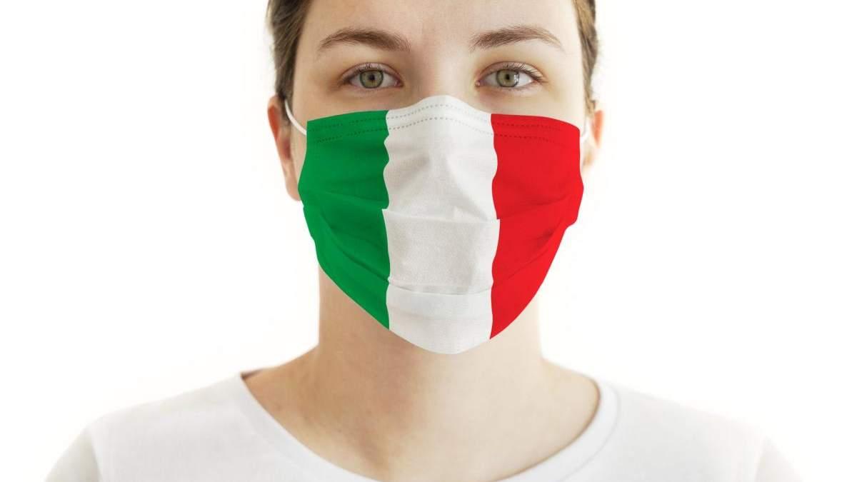 Коронавірус Італія – статистика 8 травня 2020, новини Італії