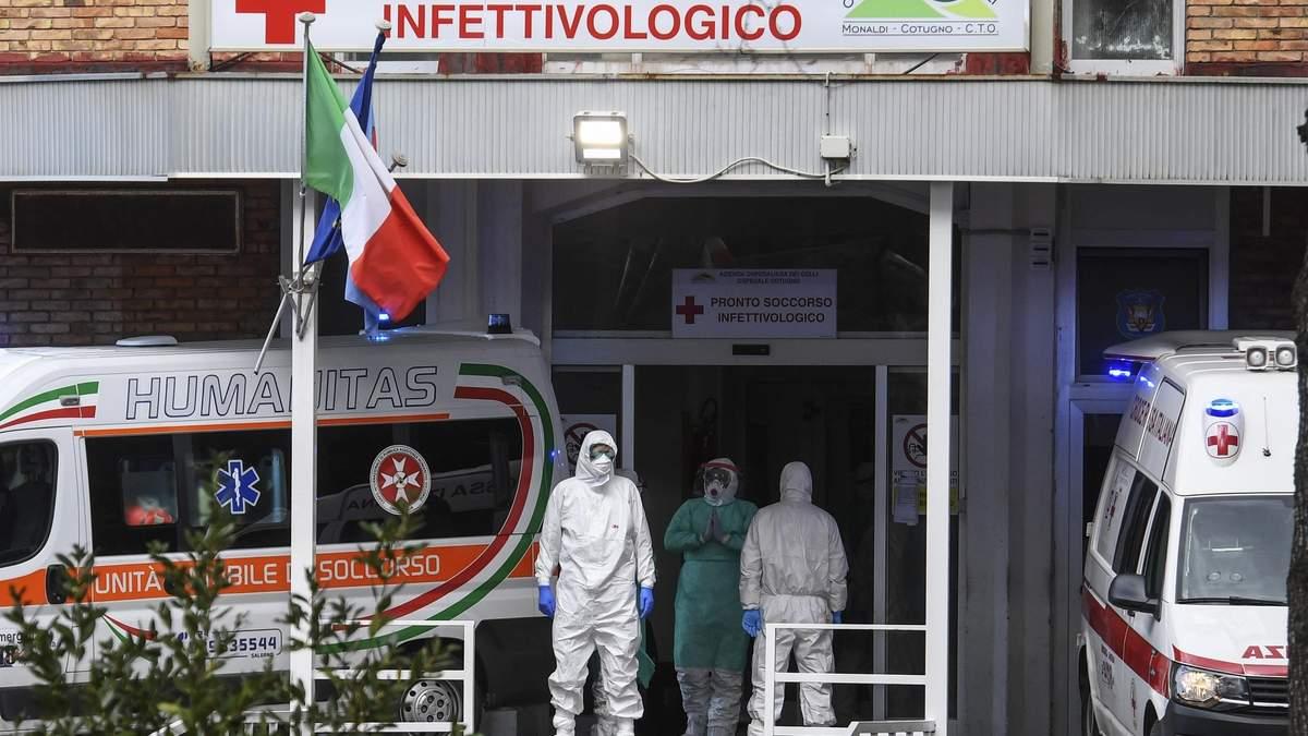 Коронавірус Італія 9 травня 2020 – статистика, новини Італії