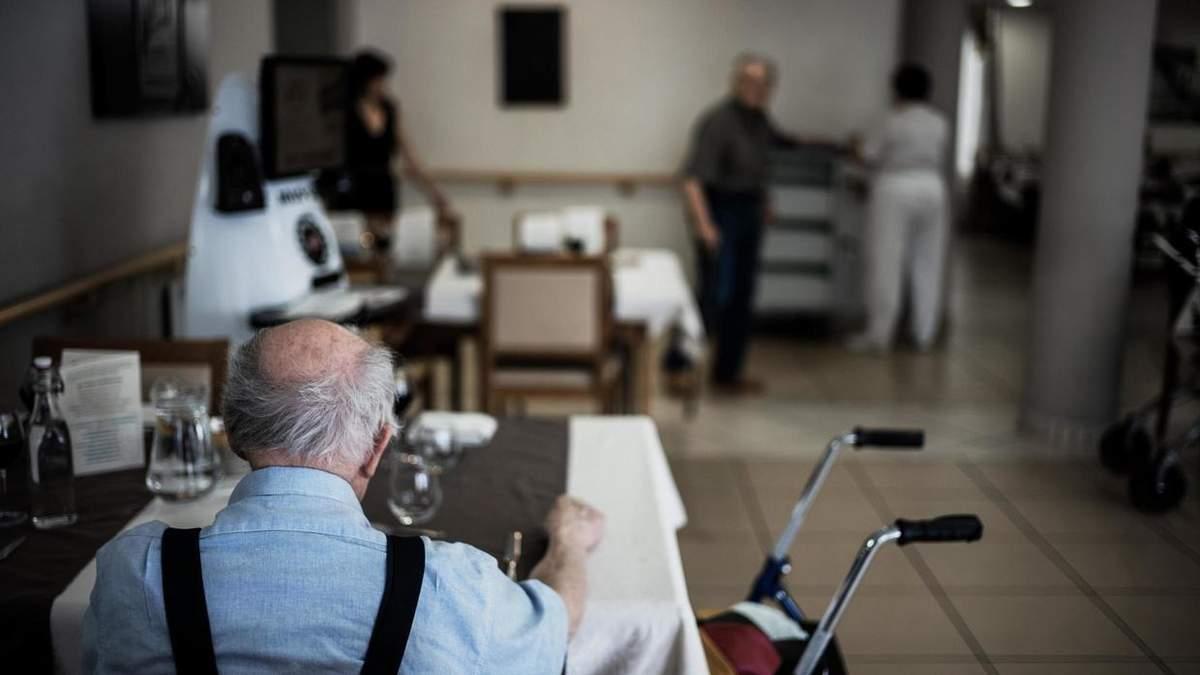 В Києві троє пенсіонерів померли в будинку престарілих