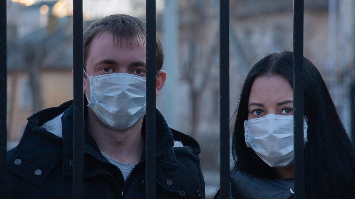 Коронавирус в Украине по состоянию на 10 мая
