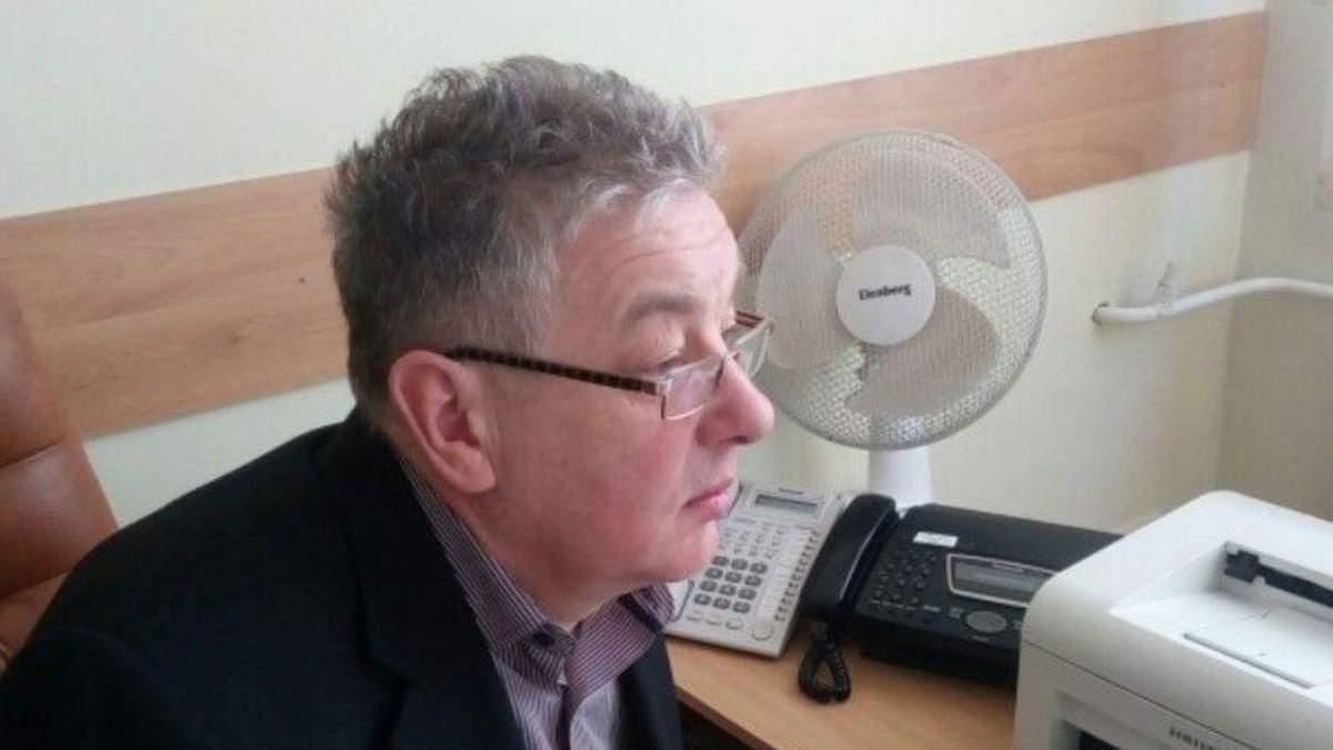 В Ивано-Франковске умер от коронавируса главный врач станции скорой