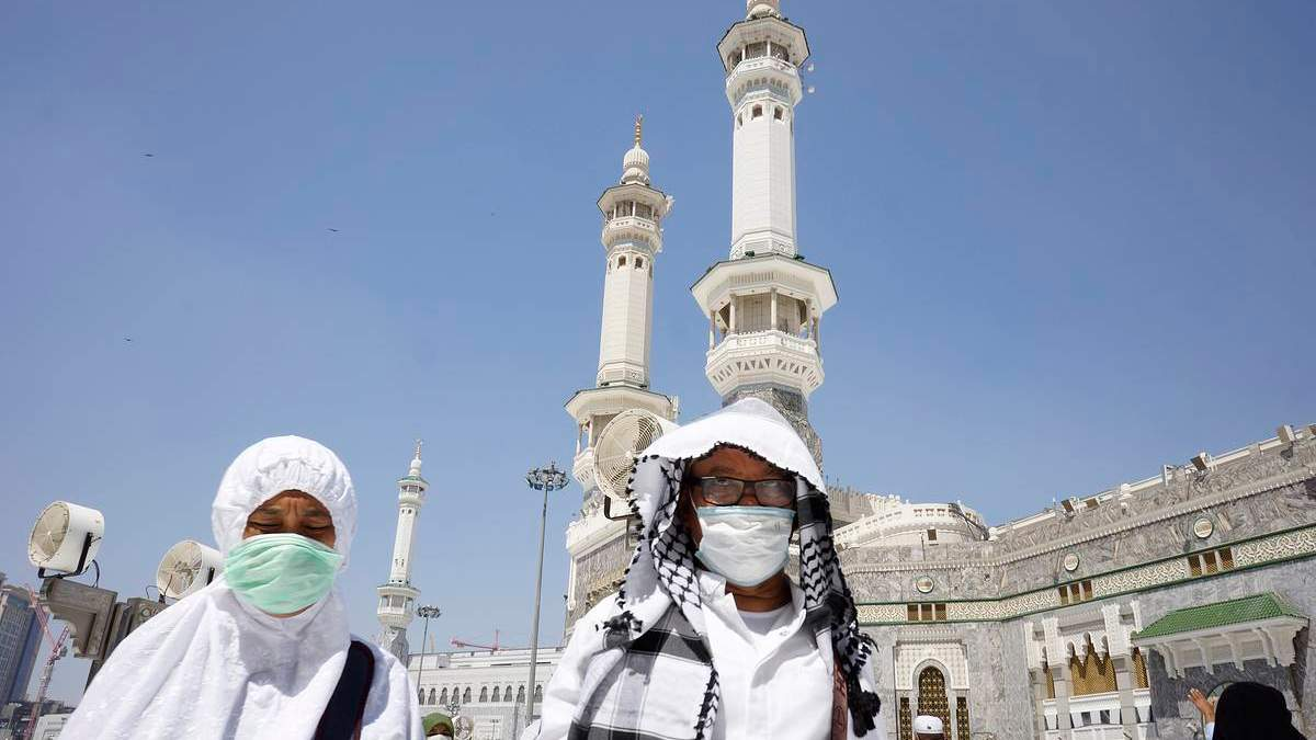 Коронавірус у Саудівській Аравії: захворіли майже 2 тисячі людей