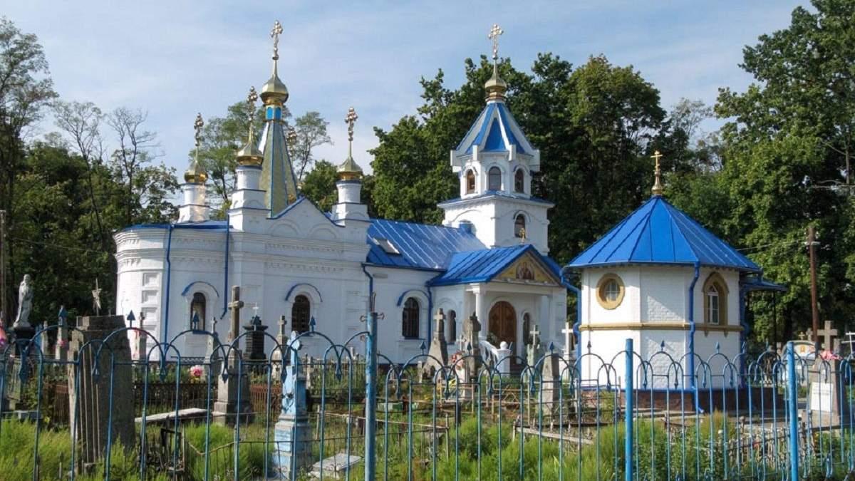 Церква архістратига Михаїла у Ковелі
