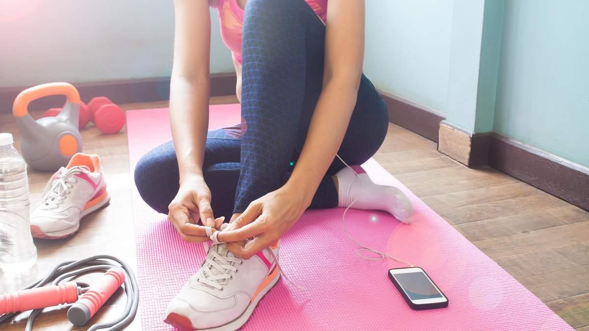 Вправи на карантині – чому важливо займатися вдома