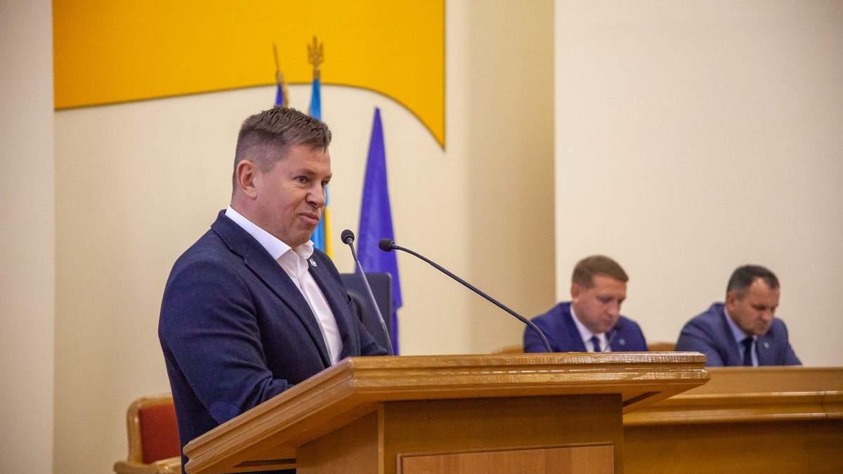 Дмитро Кравченко захворів на коронавірус