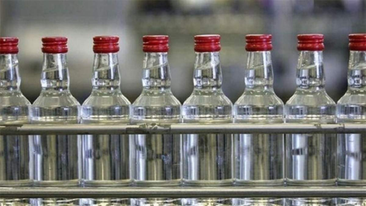 Уряд дозволив експортувати етиловий спирт з 15 травня 2020
