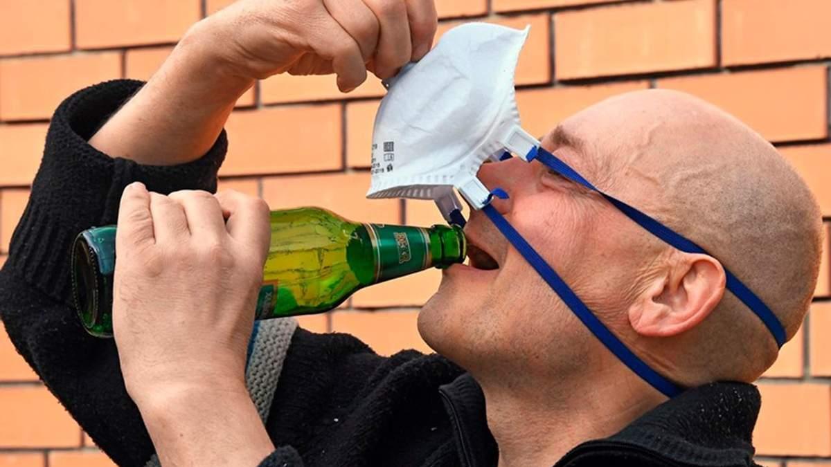 В Росії під час карантину зросла смертність від алкоголізму