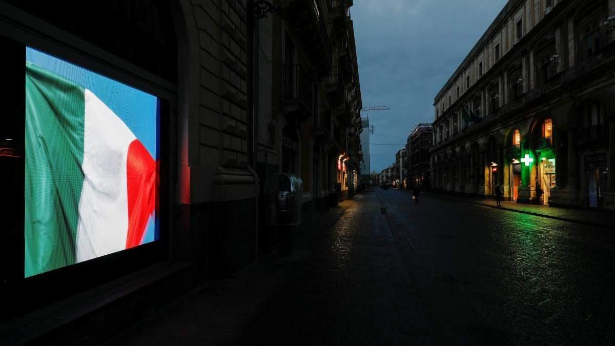 Коронавірус Італія – 20 травня 2020 новини, статистика Італії