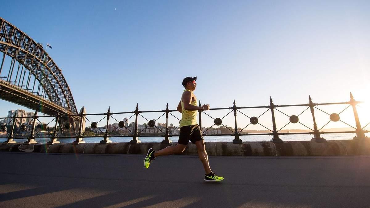 Пробіжки: 5 причин, чому це корисно, та як правильно бігати, щоб не травмуватись