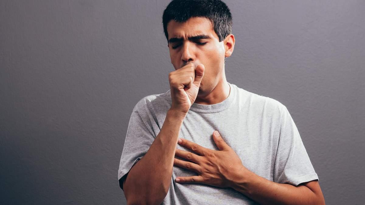 Назвали нетипичные симптомы рака легких