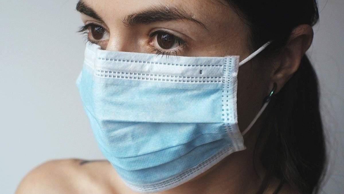 Коронавірус легше передається при низькій вологості