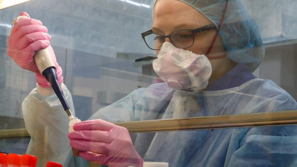 ІФА-тест на коронавірус – скільки зробили в Україні
