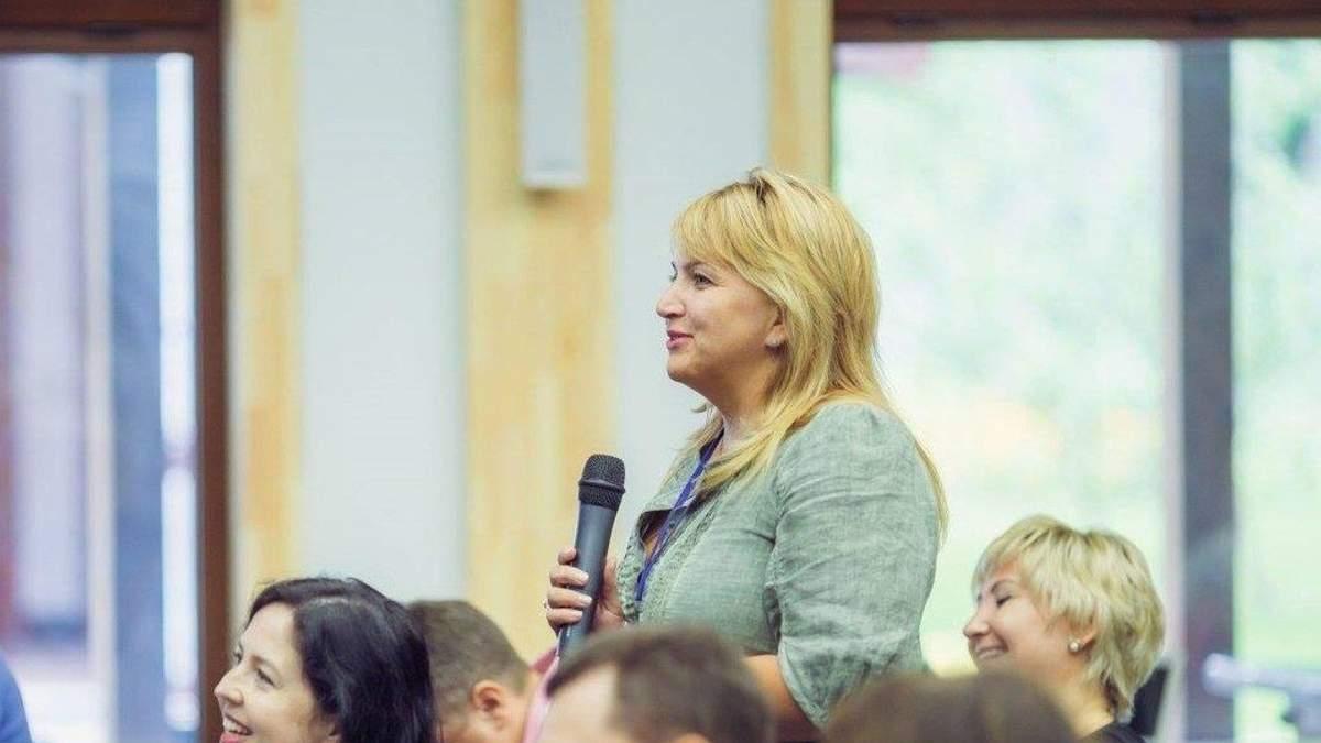 Первым заместителем министра здравоохранения назначили главного врача Охматдета Ирину Садовьяк