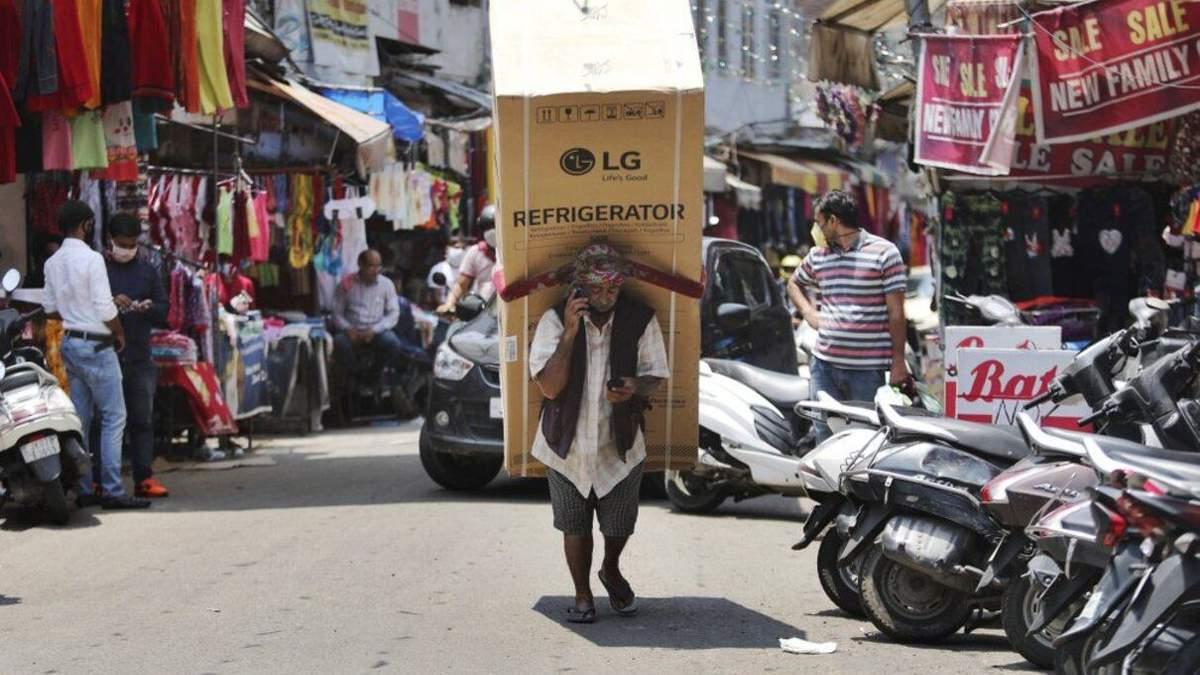 Коронавирус в Индии 7.06.2020: 10 тысяч больных за сутки