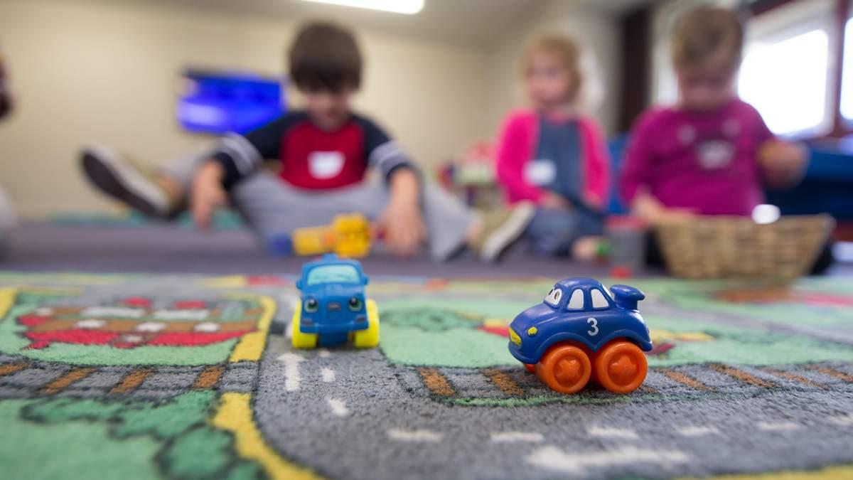 В Броварах в детском саду вспышка коронавируса