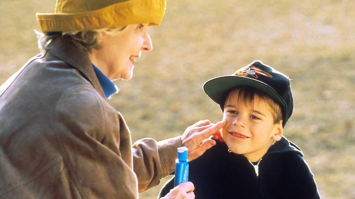 Як обрати сонцезахист для дитини: поради