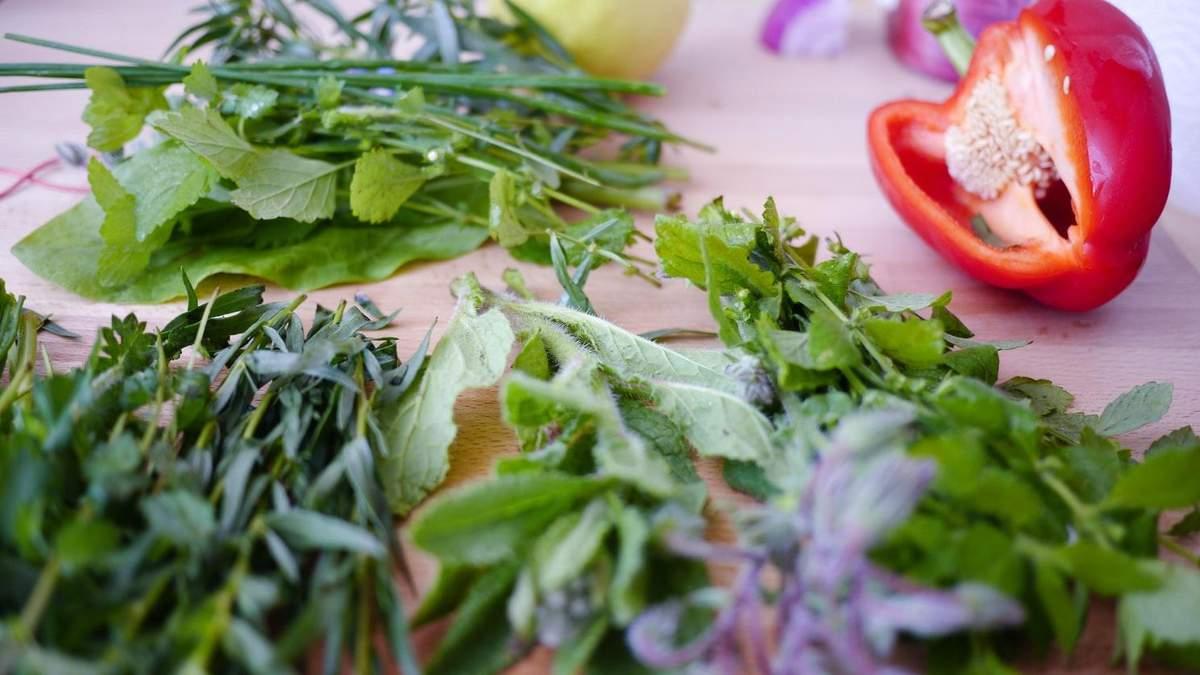 Скільки зелені можна їсти з користю для здоров'я