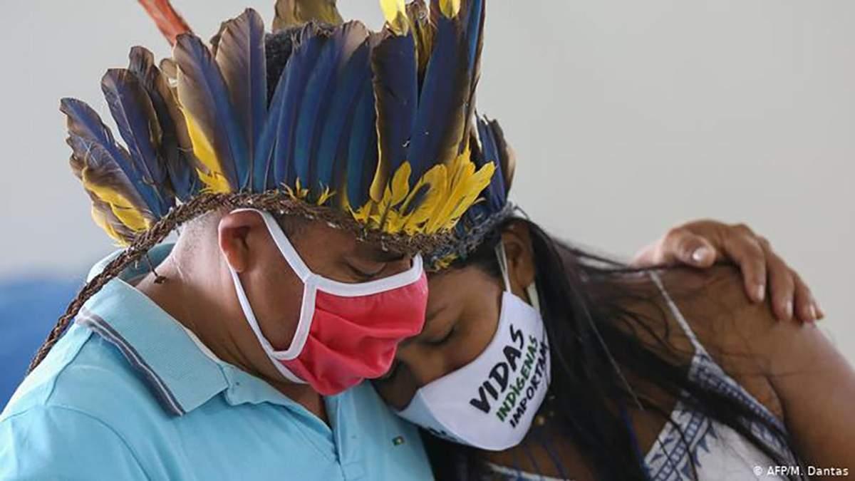 Коронавирус в Бразилии 2020: уровень смертности и новые случаи