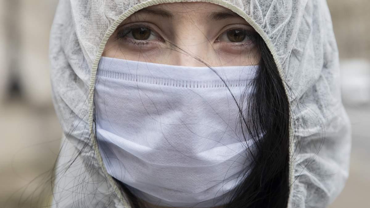 Маски – найефективніший метод боротьби з пандемією: дослідження