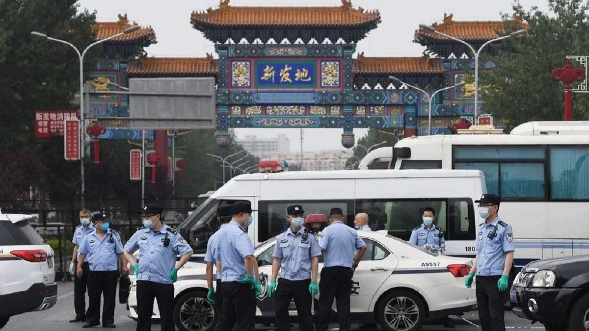 В Китае вспышка коронавируса: снова с продовольственного рынка