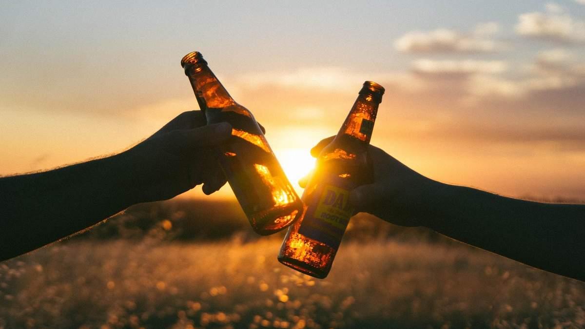 Алкоголь вреден в любых дозах