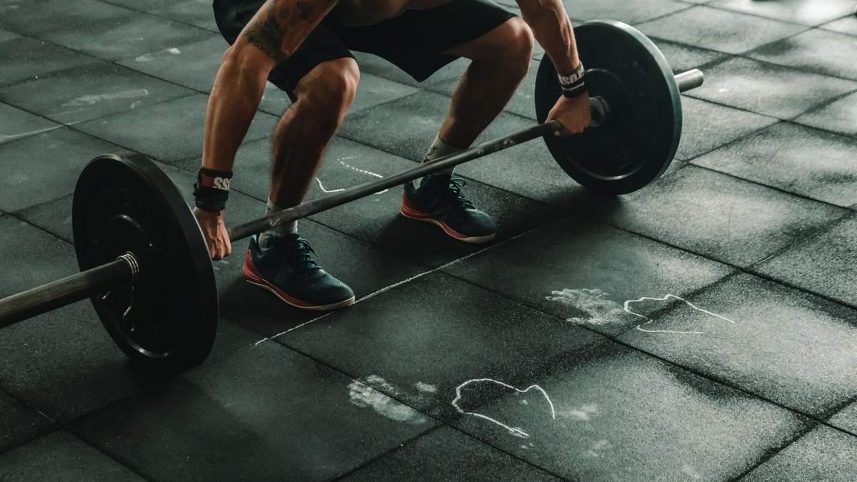 Важкі фізичні вправи не продовжують життя