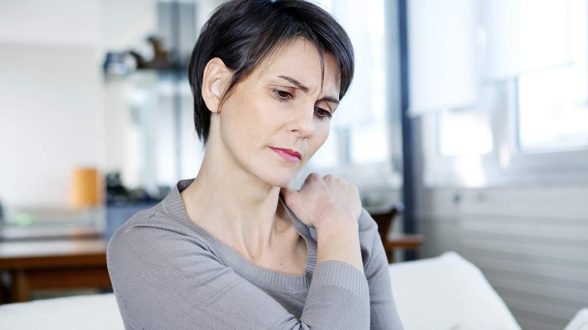 Біль у плечах: причини та лікування