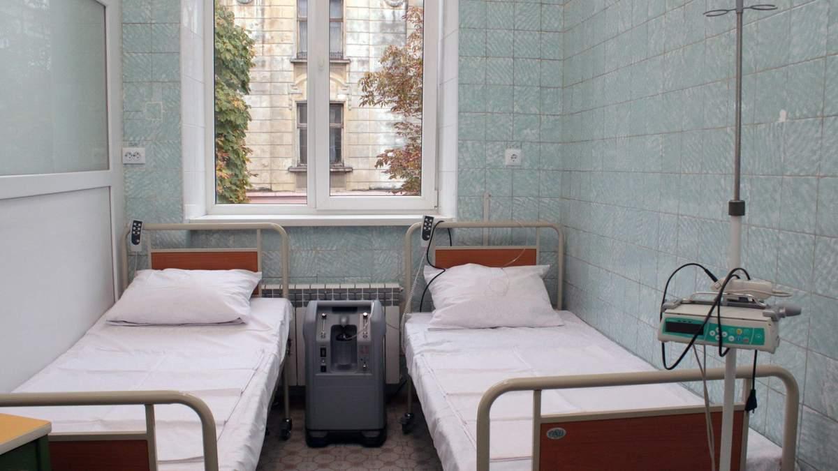 Проблемы с интернетом в украинских больницах