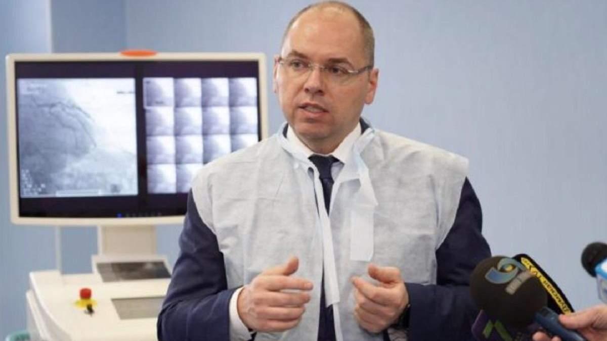 В Украине растет количество больных пневмонией, - Степанов