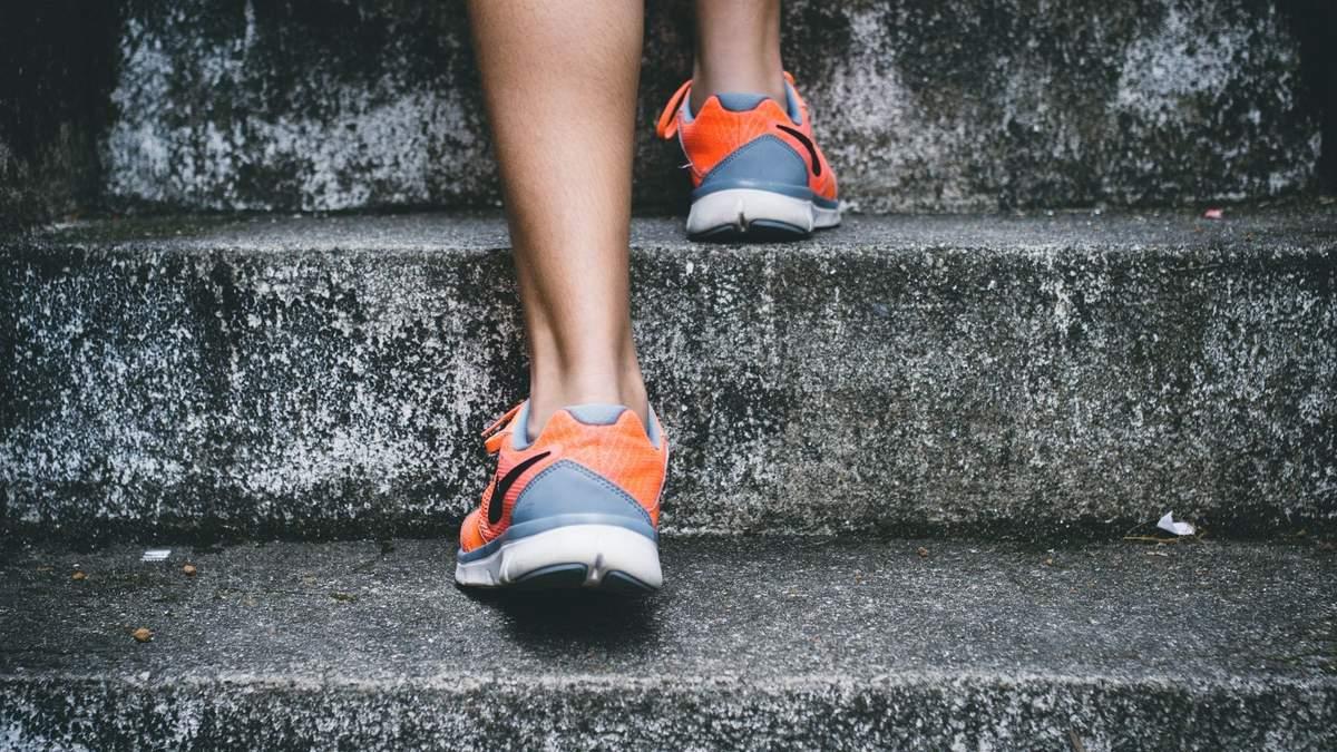 Синдром подразненого кишківника та кроки