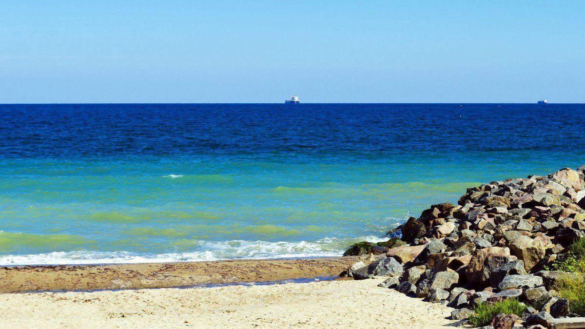Морская вода у побережья Одессы и Затоки не соответствует нормам
