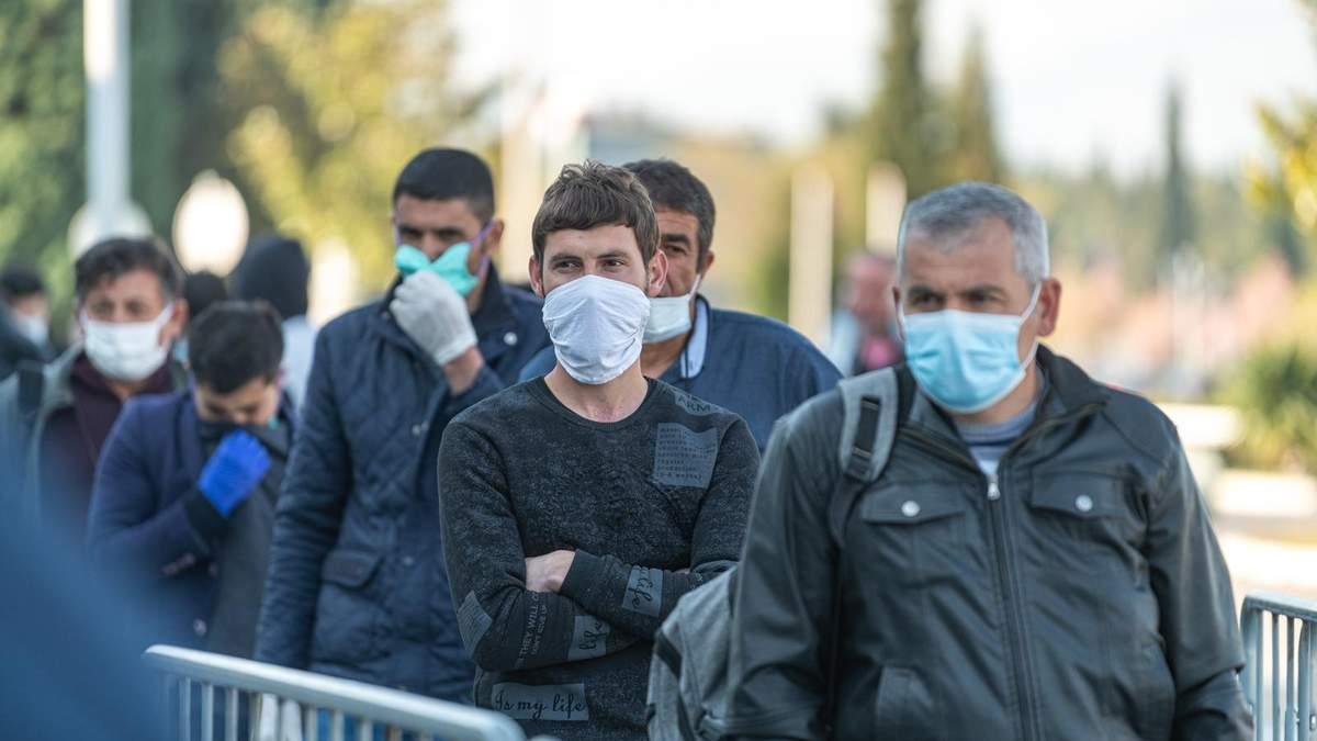 В Черногории ужесточили карантинные ограничения из-за увеличения количества больных COVID-19