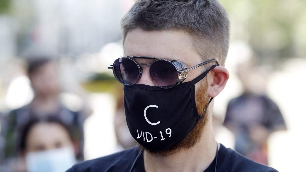 В Украине зафиксировали 646 новых случаев COVID-19, всего 43 628