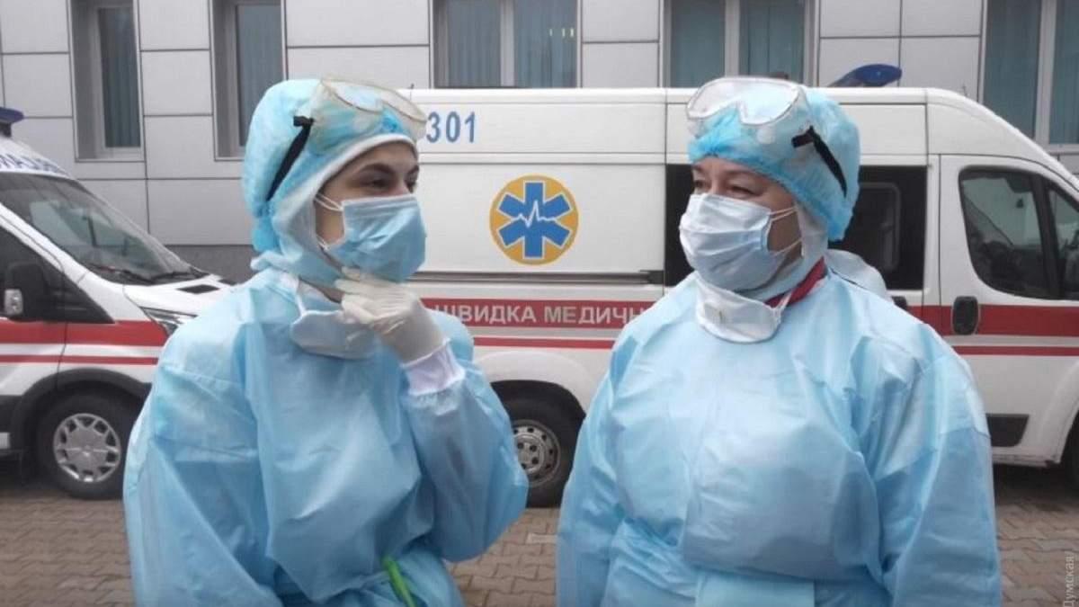 Украинцы болеют коронавирусом среднем в течение 21 дня