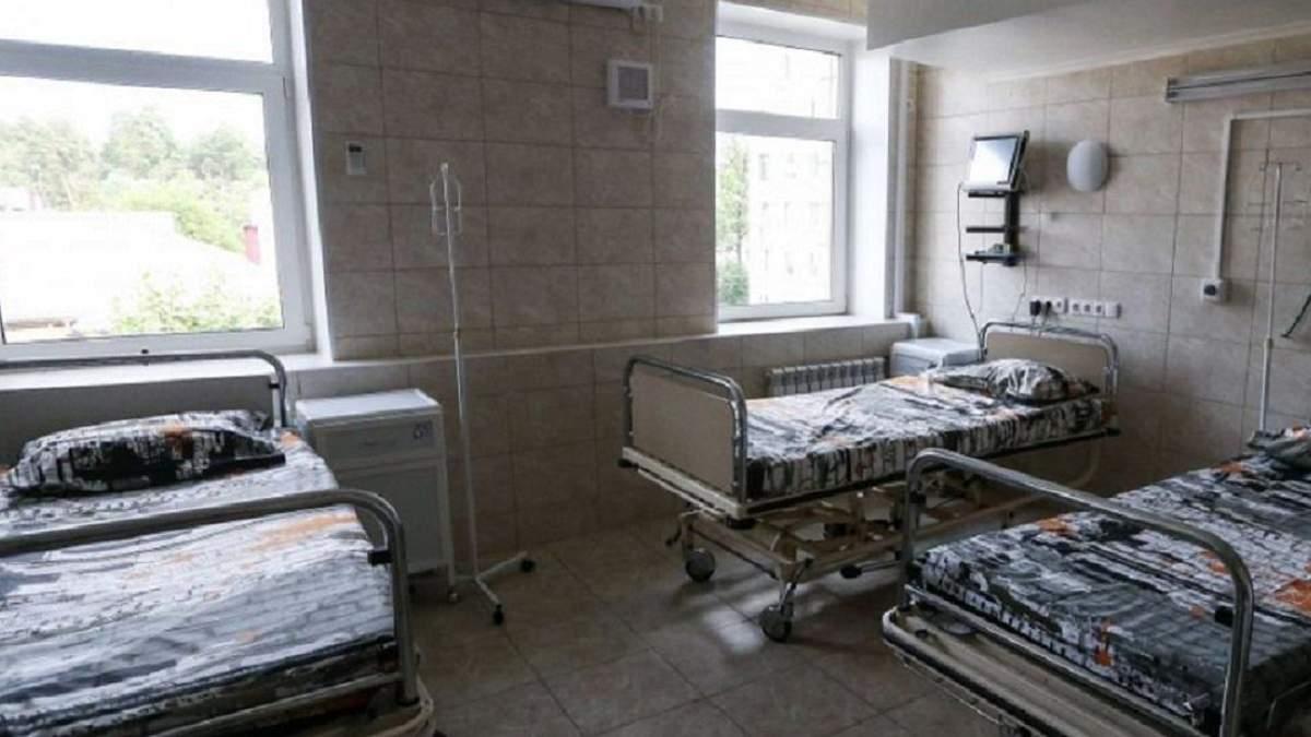 В Украине для больных коронавирусом готовят больницы второй волны
