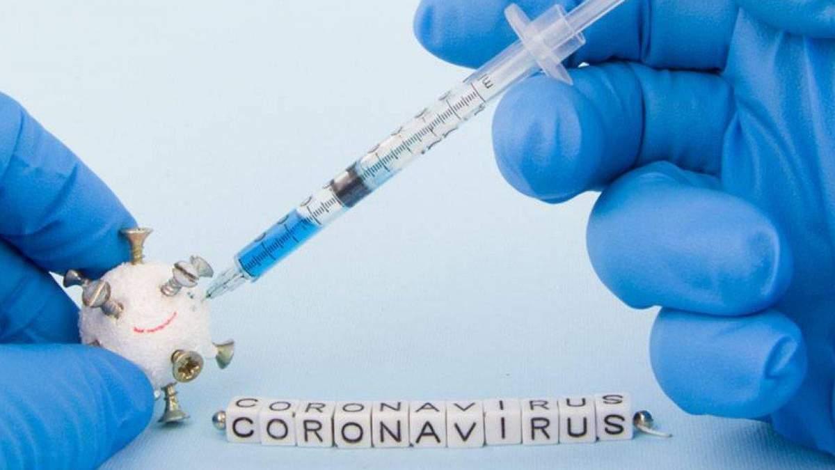 Вакцина проти коронавірусу від BioNTech