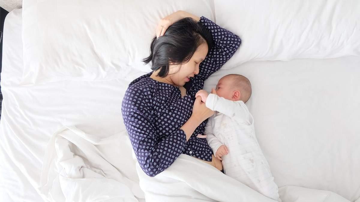 Фізичні навантаження допомагають наситити грудне молоко