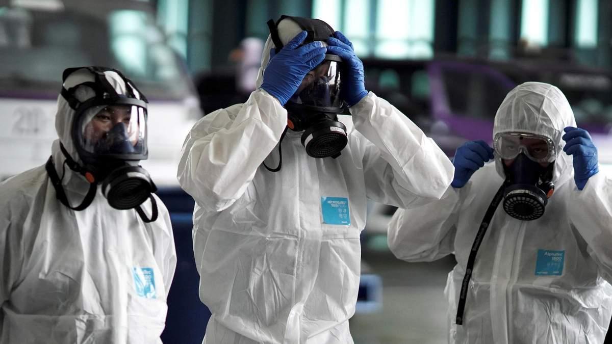 Вспышка бубонной чумы в Китае