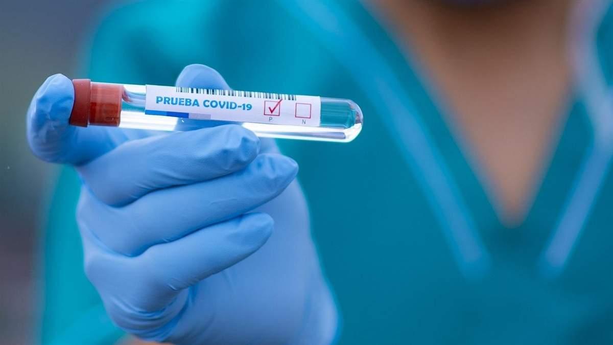 Безсимтомний перебіг коронавірусу