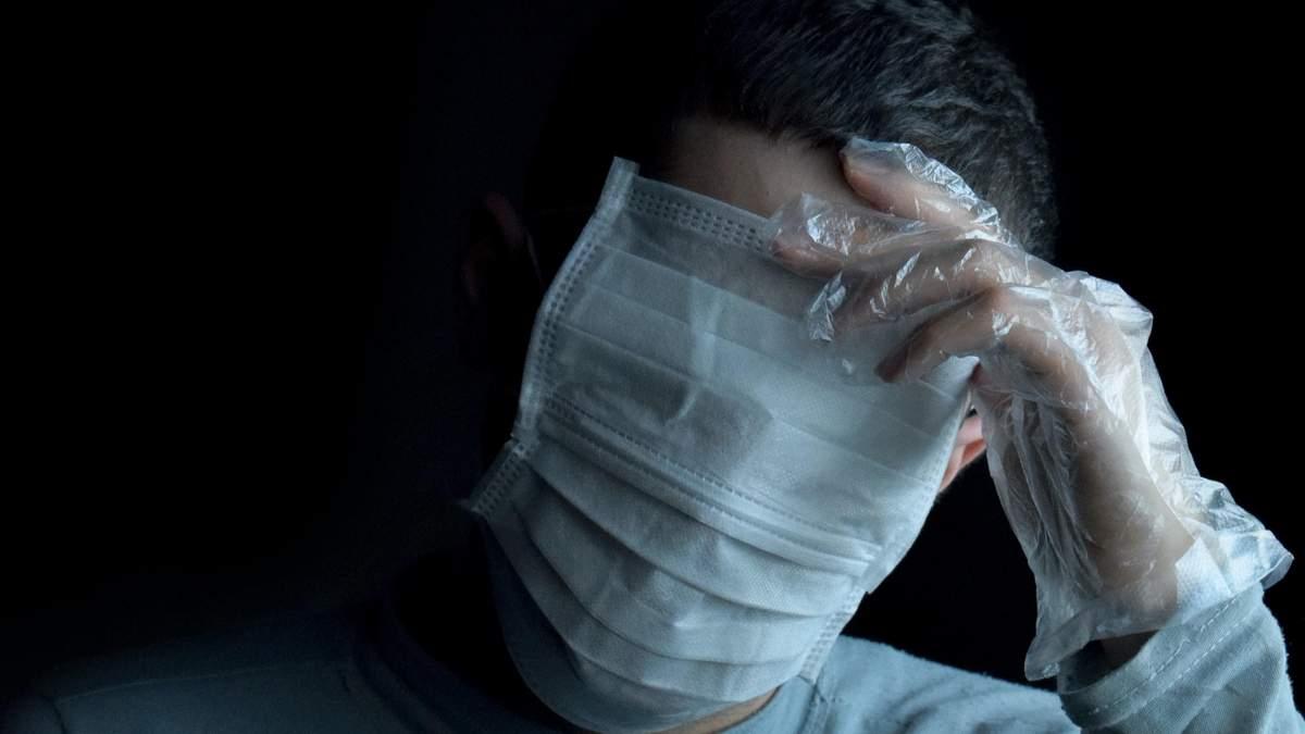 Симптомы коронавируса не исчезают