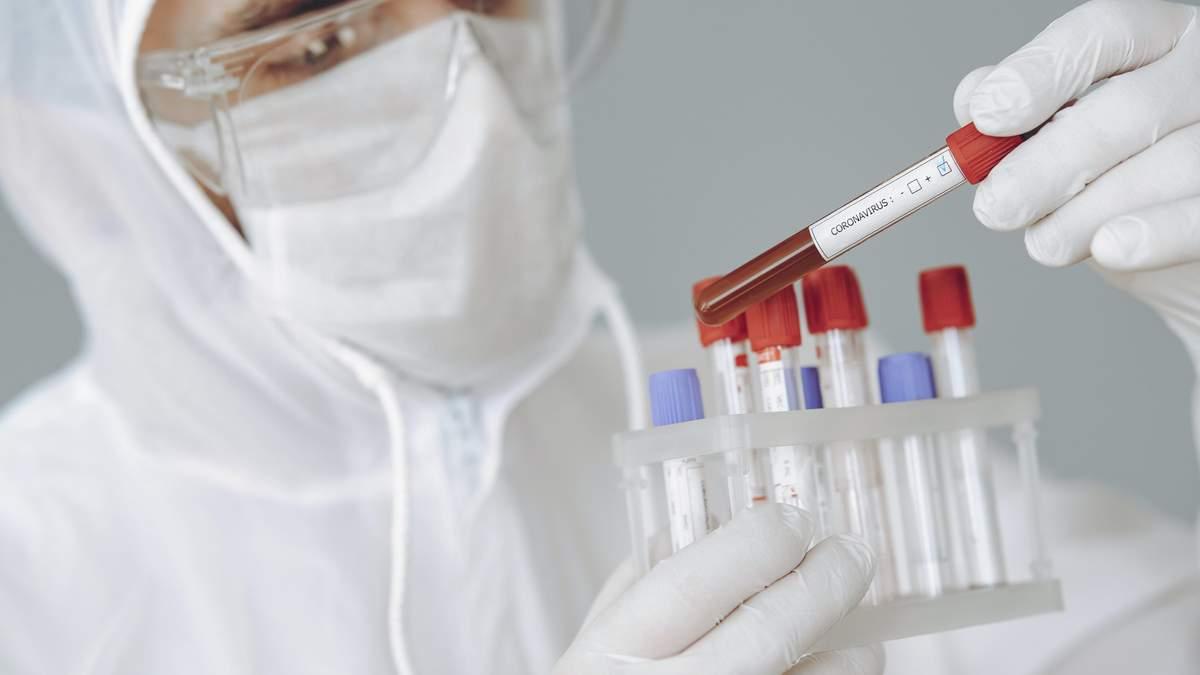 Статистика коронавируса в Украине за 10 июля