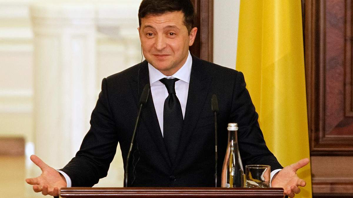 Зеленський про коронавірус в Україні
