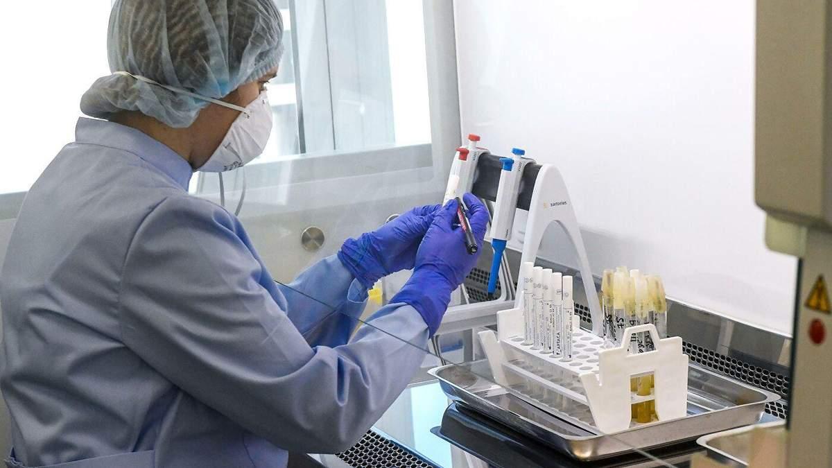 В Украине более 53 тысяч больных, за сутки инфицировались 678 человек