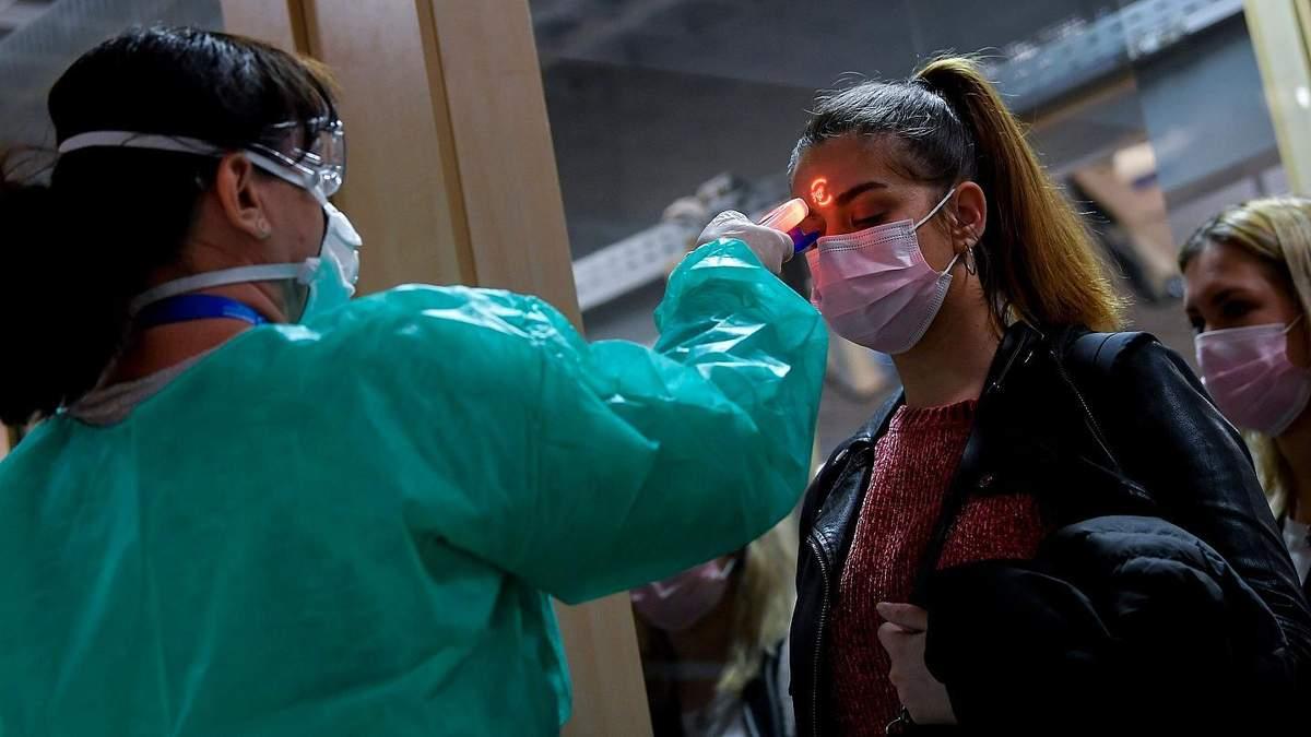 В Іспанії всього 5% людей, що одужали від коронавірусу, мають імунітет: дослідження