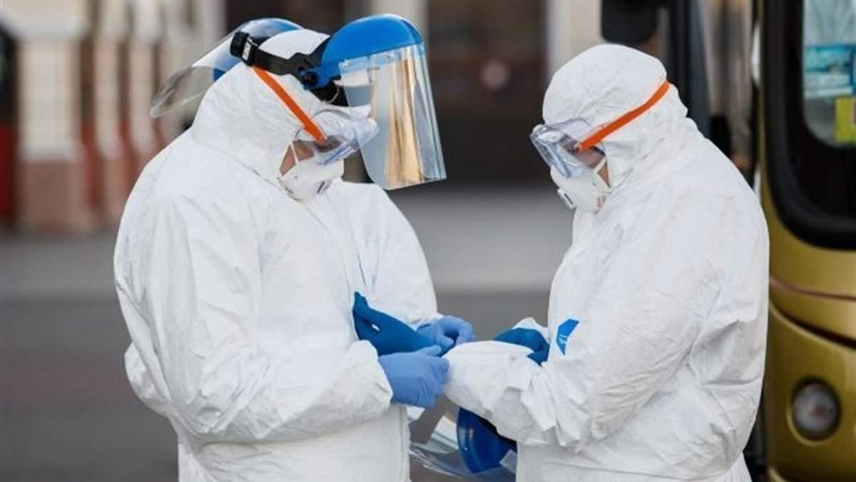 Темпи поширення коронавірусу в Україні сповільнюються