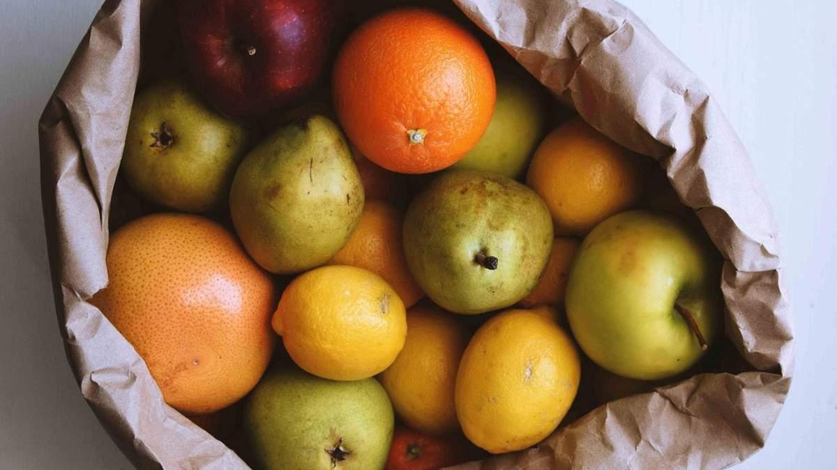 Чи завжди корисні фрукти