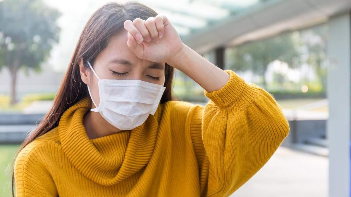 87% людей, які перехворіли на COVID-19 відчувають симптоми після одужання: які саме