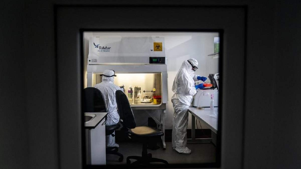 Завищена смертність від коронавірусу